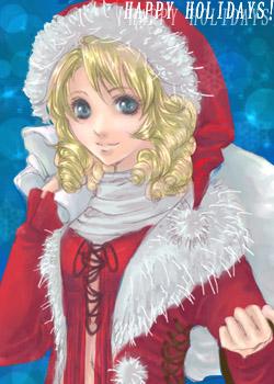 カヤ-クリスマス